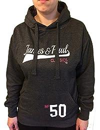 963329f097f James and Paul Ladies Pullover Hoodies Women Designer Tracksuits Tops  Womens Sweatshirt Jumper Hoody Hooded Jacket Women Sizes…