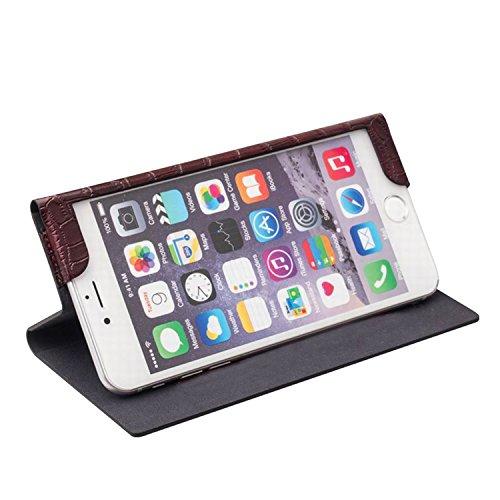 tuffskinz iPhone 6/6Plus Cuir Étui