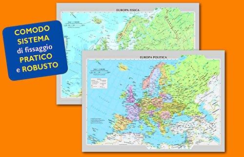 Europa fisica e politica