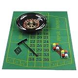 Speel Goed 23786-Roulette Set Giochi, Multicolore