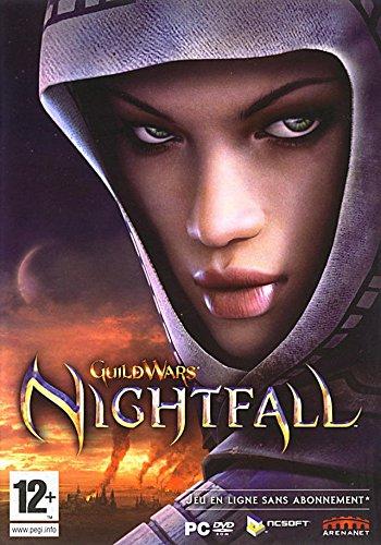 Guild Wars Nightfall : PC DVD ROM , FR Nightfall Pc