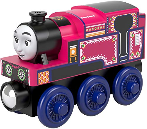 Thomas & seine Freunde GGG33 - Ashima Spielzeuglok aus Holz, Spielzeug Zug ab 3 Jahren