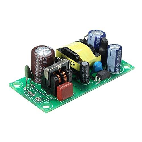 MYAMIA Ac-Dc 10W Isolierter Ac 110V/220V bis Dc 5V 2A Switch Netzteil-Konverter-Modul (Stromversorgung: Konverter 220 110 Bis)