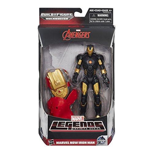 Marvel Action Figures Marvel Legends Infinite Series Now Iron Man