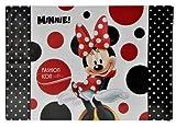 Schreibtischunterlage Minnie Mouse 60 cm * 40 cm PVC Unterlage Tischunterlage mit Einschubfach