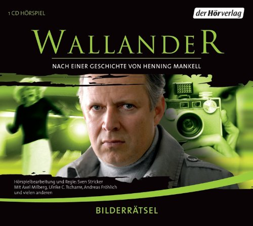 Buchseite und Rezensionen zu 'Bilderrätsel' von Henning Mankell