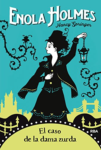El caso de la dama zurda (e. Holmes 2) (FICCION JUVENIL)