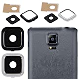 #7: Generic Camera Glass Lens Cover Frame Holder for Samsung Galaxy Note 4