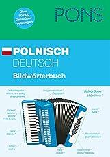 PONS Polnisch/Deutsch Bildwörterbuch: über 10.000 Detailübersetzungen