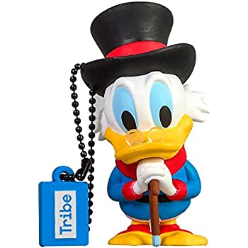Llave USB 16 GB Uncle Scrooge - Memoria Flash Drive 2.0 Original ...