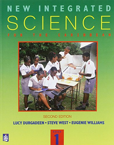 New Integrated Science for the Caribbean Book 1