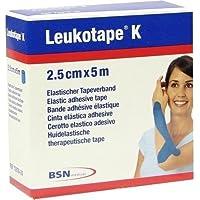 LEUKOTAPE K 2,5 cm blau 1 St Verband preisvergleich bei billige-tabletten.eu