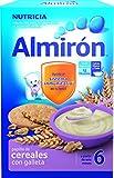 Almirón Papilla de Cereales con Galletas - Paquete de 2 x 250 gr - Total: 500 g