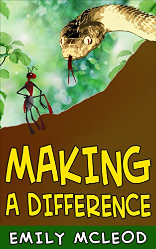 Making A Difference Kids Book