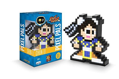Pixel Pals de Street Fighter de Chun-Li