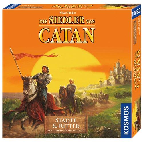 Die Siedler von Catan – Erweiterung Städte & Ritter