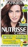 Nutrisse Garnier Creme Haarfarbe 45 schokobraun