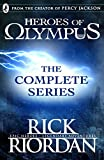 Heroes of Olympus: The Complete Series (Books 1, 2, 3, 4, 5) (English Edition)