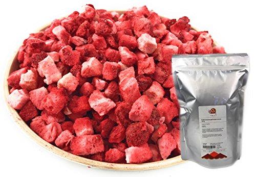 TALI Erdbeerstücke gefriergetrocknet 125 g
