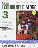 I colori del dialogo. Quaderno delle competenze. Per la Scuola media. Con e-book. Con espansione online: 3
