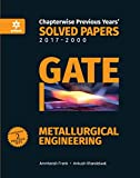 Metallurgical Engineering Solved Papers GATE 2018