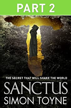Sanctus: Part Two by [Toyne, Simon]