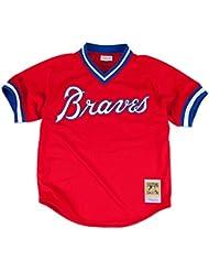 Dale Murphy Atlanta Braves Mitchell & Ness Authentic 1980 Batting Practice Jersey