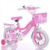 Geekbot Bicicleta de niño de 12 pulgadas - niño de 3-6 años - neumático inflable - asiento cómodo - tamaño pequeño