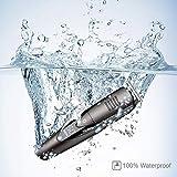 SOLIMPIA Bartschneider Barttrimmer Elektrischer Haarschneider für Männer Gesichtshaartrimmer mit Präzisionstrimmer und Nasentrimmer - 5