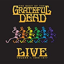 The Best of the Grateful Dead Live Vol.1 [Vinyl LP]