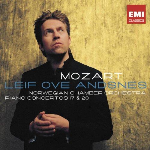 MOZART - Andsnes - Piano concertos 17, 20