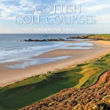2020 Calendar Scottish Golf Courses...