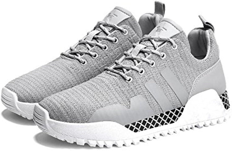 Neutral / Männer  Frauen Frühling Leder Freizeitschuhe Herren Lederschuhe Licht Sohlen Comfort Sneakers Wanderschuhe