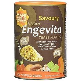 (12er Bundle) | Mari Gold–Enge vita Yeast Flakes di 125G