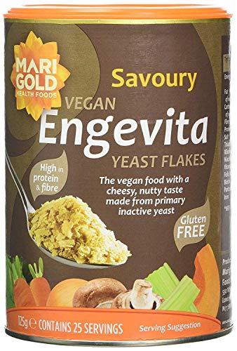 (LOT DE 2) - Marigold - Engevita Yeast Flakes | 125g | LOT DE 2