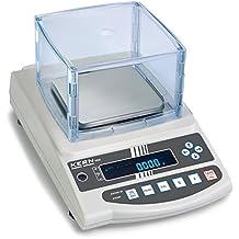 Balanza de precisión de uso industrial y para laboratorio [Kern PES 620-3M]