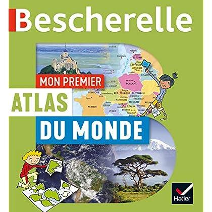 Mon premier atlas Bescherelle du monde (Mon premier Bescherelle)