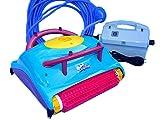 Maytronics Dolphin Swift - Robot Elettrico Pulitore per Piscina fino a 12 Mt - FONDO + 40 CM DELLE PARETI
