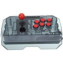 Rishil World Video Game Arcade Stick Joystick Controller PK Machine PC Sub Plastic Frame