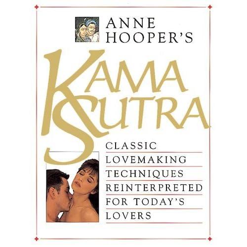 Anne Hooper's Kama Sutra by Anne Hooper (1994-09-09)