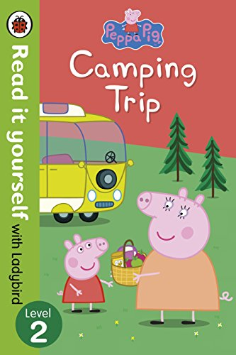 Peppa Pig: Camping Trip - Read it yourself with Ladybird: Level 2 2-tier-chip