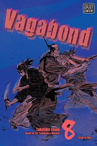 VAGABOND VIZBIG ED GN VOL 08 (MR) (C: 1-0-1) por Takehiko Inoue