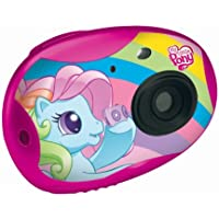 Lexibook DJ015MLP - My Little Pony, Fotocamera digitale, 0,3 Megapixel,