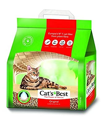Natural Plant-Based Cat Litter 10 l from Litiere