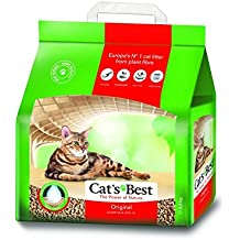 Litiere Arena para gatos de base vegetal natural, 10 l
