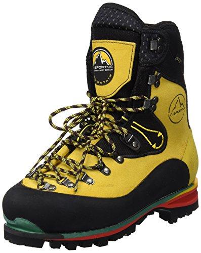 La Sportiva Nepal Evo Gtx - Zapatillas de escalada unisex, color amarillo, talla 40