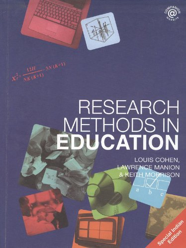 Research Methods in Education (6th Edition)