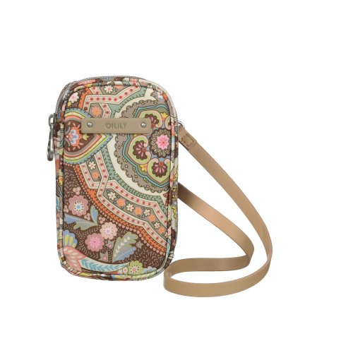 Oilily Spring Ovation Phone / Camera Holder Cappuccino