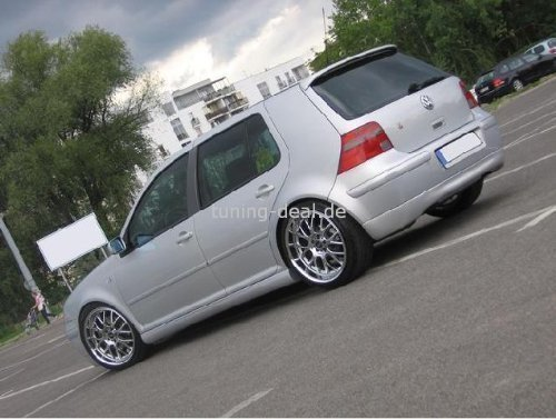 Volkswagen Golf 4 Seitenschweller Jubi 25 Jahre R Line Neu Spoiler