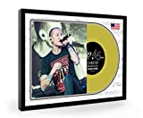 Chester Bennington Framed Disque d'or Display Premium Edition Linkin Park (O)